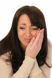 TMJ dentist Dr. Hadgis can help you alleviate your pain.